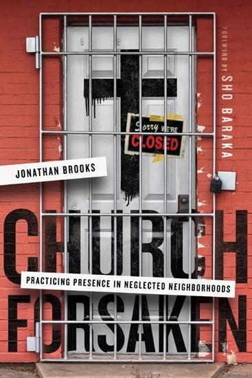 Church Forsaken Jonathan Brooks